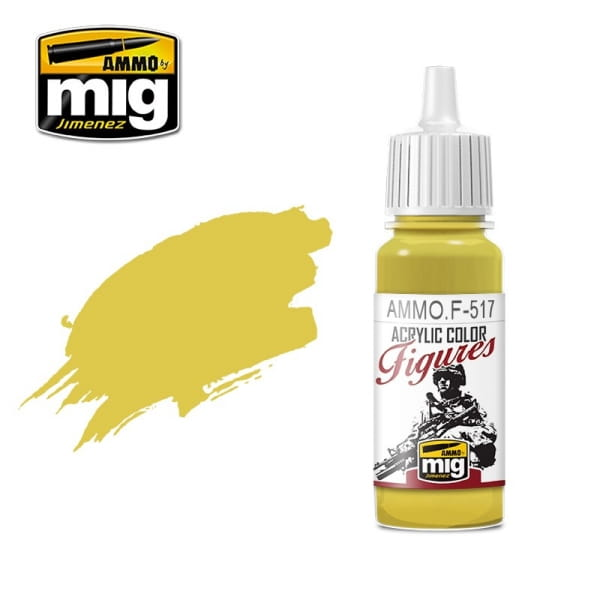 PALE GOLD YELLOW (17ml)