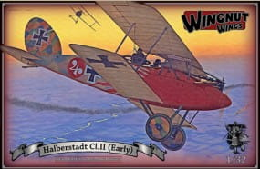 Halberstadt Cl.II (Early) / 1:32