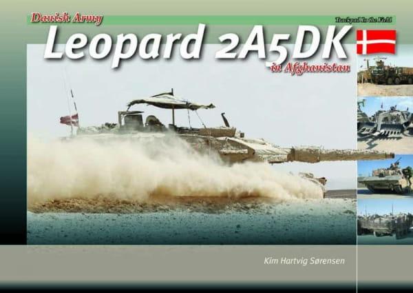 Danish Army Leopard 2A5 DK in Afghanistan