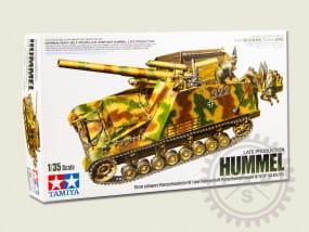 Sd.Kfz.165 Panzerhaubitze Hummel - späte Ausführung / 1:35
