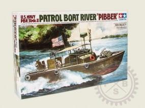 US Navy Patrol Boat Pibber Vietnam / 1:35