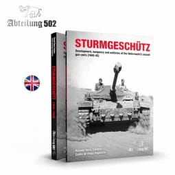 Sturmgeschütz - Book (English)
