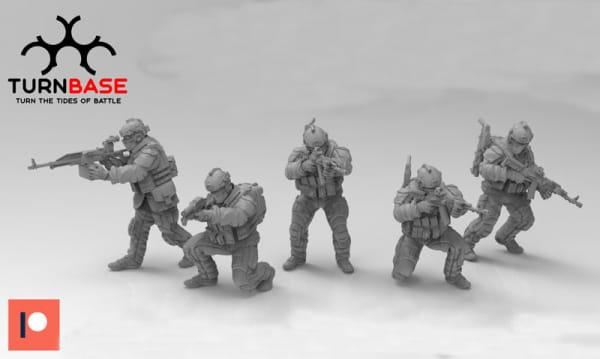 Spetsnaz FSB Alpha Team