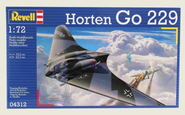 Revell Horten Go 229 / 1:72
