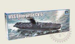 CV-6 USS Enterprise / 1:700