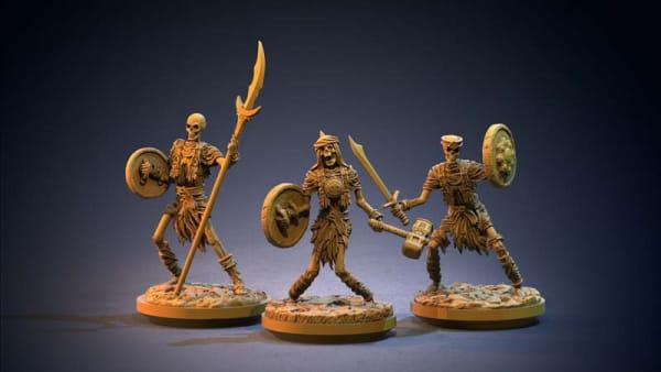 Skeletton Warriors