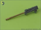 Japanese Type 97 7,7mm machine gun barrels (2pcs) / 1:32