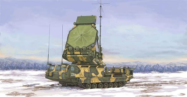 Russian S-300V 9S32 SAM / 1:35