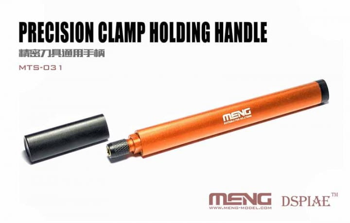 Precision Clamp Holding Handle
