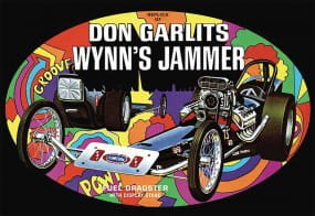 Don Garlits Wynn's Jammer Dragster / 1:25
