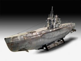 German Submarine Type VII C/41 / 1:72