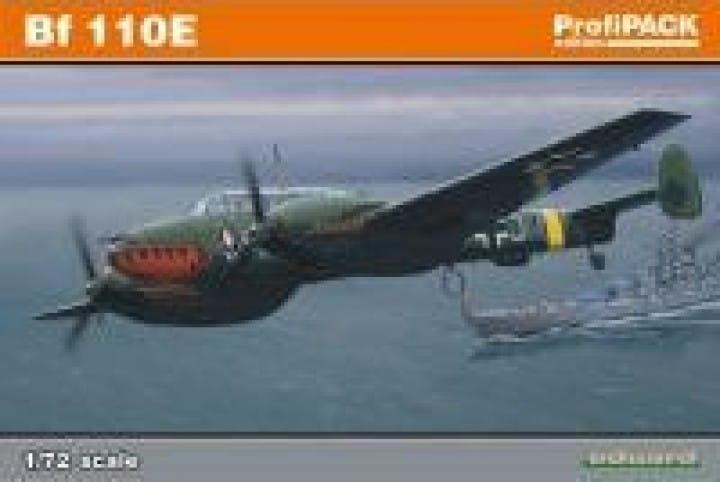 Eduard Models Bf 110 E -Profipack- / 1:72