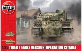 Tiger-1 Early Version - Operation Citadel / 1:35