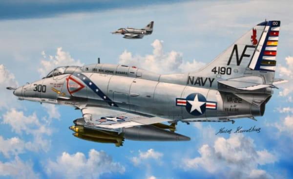 A-4F Sky Hawk / 1:72