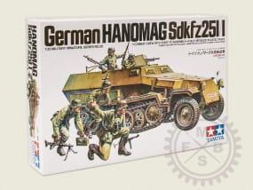Sd. Kfz. 251/1 Hanomag / 1:35