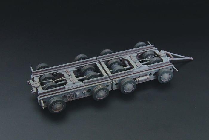 Brengun Culemeyer four axles / 1:144
