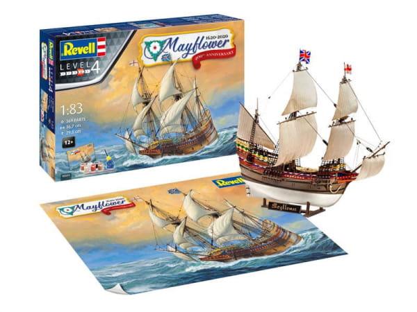 Mayflower - 400th Anniversary / 1:83