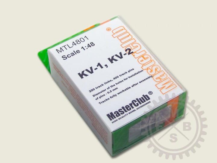 Tracks for KV-1 / KV-2 / 1:48