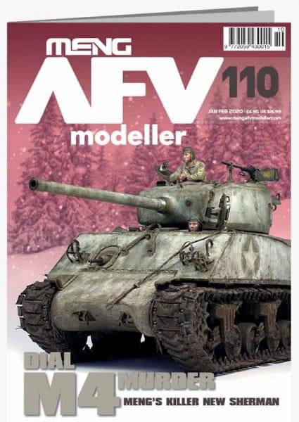 AFV Modeller Ausgabe 110