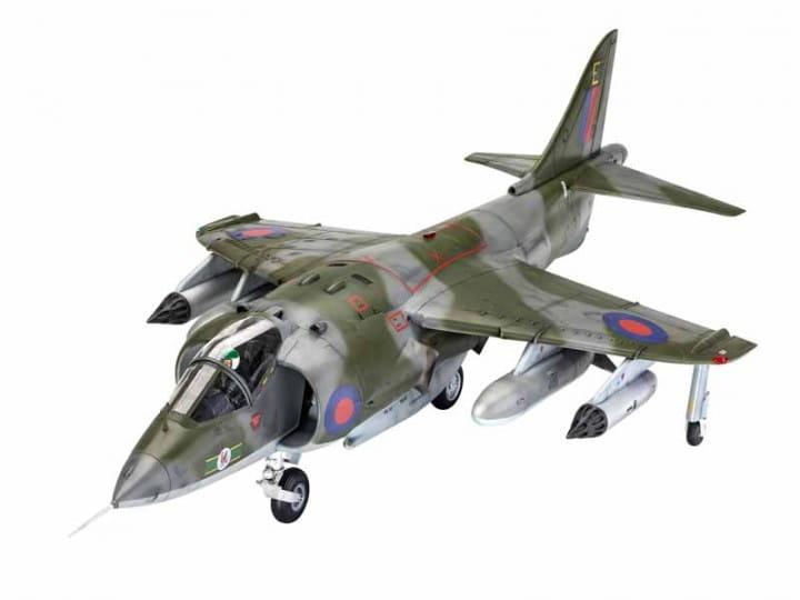 Revell Harrier GR.1 / 1:32