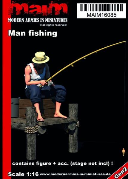 MAiM / Front46 Man fishing / 1:16