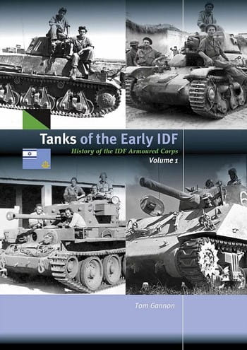 Trackpad Publishing Tanks of the Early IDF. History of the IDF Armored Corps, Vol. 1. - Trackpad Publishing