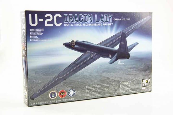 AFV Club Lockheed U-2C Dragon Lady / 1:48