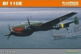 Bf 110 E -Profipack- / 1:72