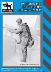 RAF fighter pilot N°7 / 1:32