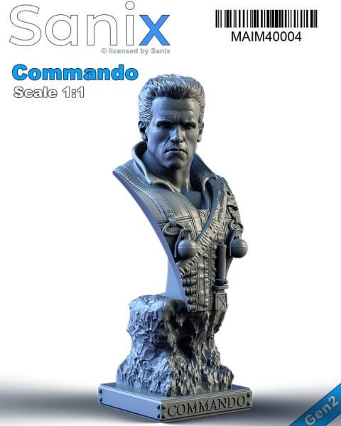 Commando -Bust- / 1:4