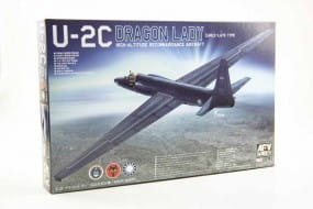 Lockheed U-2C Dragon Lady / 1:48