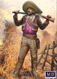 Outlaw. Gunslinger series. Kit No. 3. Pedro Melgoza - Bounty Hunter / 1:35