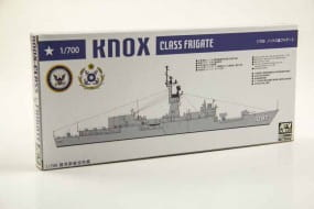 Knox-Class Frigate FF-1073 Robert E. Peary - ROC Navy 932 / 1:700