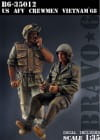 US AFV Crewmen Vietnam 1968 / 1:35