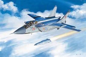 MiG-31BM. w/KH-47M2 / 1:48