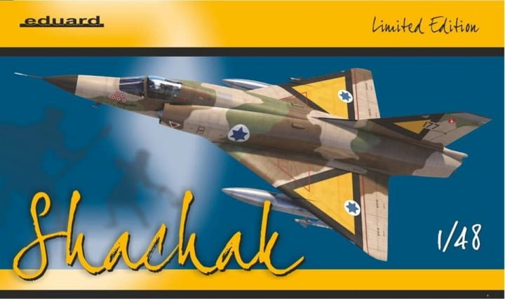 Shachak - Mirage III CJ - Limited Edition - / 1:48