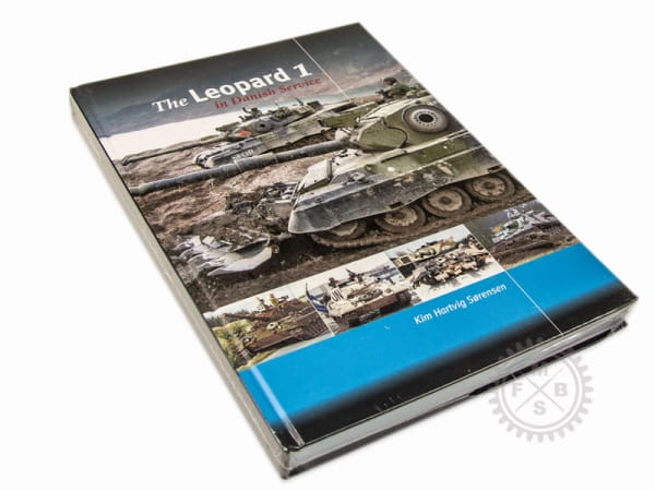 The Leopard 1 in Danish Service - Trackpad Publishing