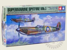 Supermarine Spitfire MK. I / 1:48