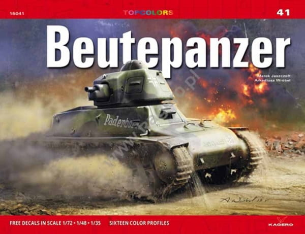 Kagero Topcolors 41: Beutepanzer