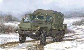 Russian URAL-4320 CHZ / 1:35