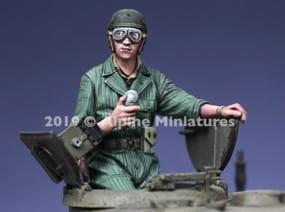 US Tank Commander Summer / 1:35