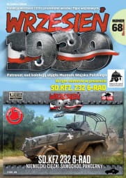 Wrzesien 1939: Sd.Kfz.232 6-Rad - German Heavy Armoured Car / 1:72