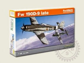Fw 190D-9 Late - Profipack - / 1:48