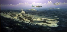 USS Ranger, CV-4 / 1:350
