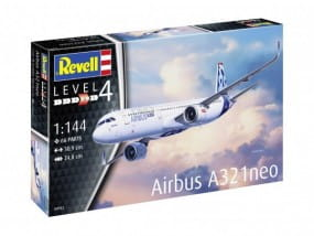 Airbus A321 Neo / 1:144