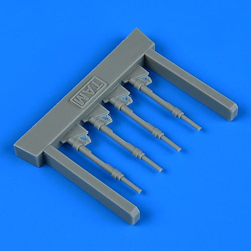 Bf 109G-6 piston rods with undercarriage legs locks - Tamiya - / 1:48