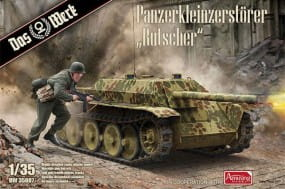 Panzerkleinzerstörer Rutscher / 1:35