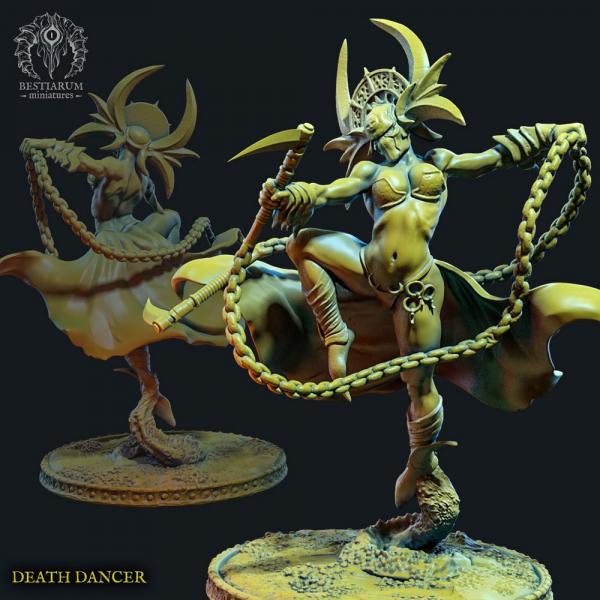 Death Dancer #3