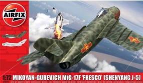 Mikoyan-Gurevich MiG-17 Fresco / 1:72