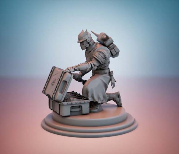 Cult Guard Ammo Bearer